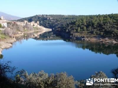 Ruta senderista por el embalse de Puentes Viejas;excursiones a madrid;gredos laguna grande